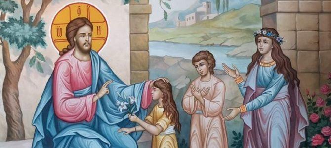 «ДЕТИ В ХРАМЕ»: В ВОСКРЕСНОЙ ШКОЛЕ «ВИФЛЕЕМ» СОЗДАЛИ СЛАЙД-ФИЛЬМ К ДНЮ ЗАЩИТЫ ДЕТЕЙ